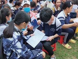Tư vấn hướng nghiệp cho học sinh THPT Thủ Thừa