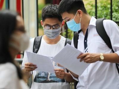 Cách tính điểm thi tốt nghiệp THPT Quốc gia 2021