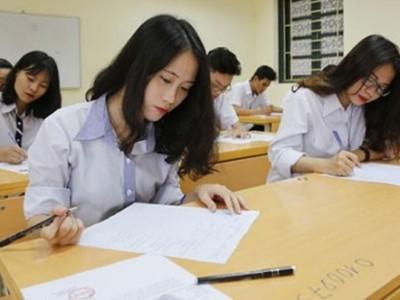 Hướng dẫn làm hồ sơ đăng ký thi tốt nghiệp THPT