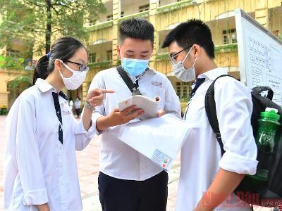 Tra cứu điểm thi tốt nghiệp 2021
